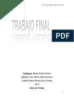Libros Históricos - Libro de Tobías