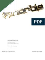 Xinorbis6 User Manual