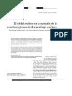 Dialnet-ElRolDelProfesorEnLaTransicionDeLaEnsenanzaPresenc-755201