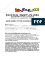 preschool- curriculum guide- revised 8-27-15