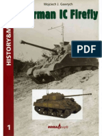 Rossagraph History & Model 1 Sherman Ic Firefly