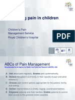 Pain Assessment