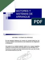 Motores y Sistemas de Arranque