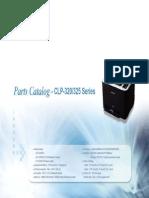 Part List CLP-325