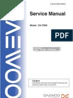 DVD DAEWOO DV-700S