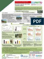 Poster Séminaire GCPE_juin 2015_Utiliser les Couverts Végétaux dans la gestion de la flore adventice en Grandes Cultures