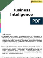Tema 1 Introducción a Inteligencia de Negocios