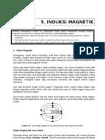 Materi 5, Induksi Magnetik