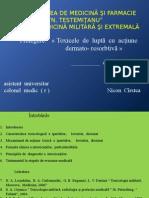 Prelegere Toxicele de Luptă Cu Acțiune Dermato-rezorbtivă - Copy