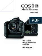 Canon EOS -1Ds MarkIII Whitepaper