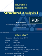 ESTRUCTURAL ANALISYS I