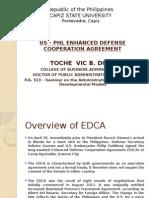 EDCA Presentation