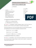 ANNEXE 7 Note de Calcul Mur en Aile