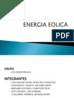 Aerogeneradores - TIPOS