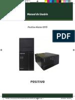 Manual Do Usuário Positivo Master D570