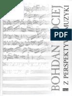 Pociej Bohdan - Z Perspektyw Muzyki, Warszawa 2005, s. 341
