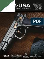 2015 Cz-usa Catalog Opt