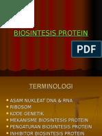 10. Sintesis Protein