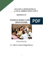 Manual Familia Básica de Emociones