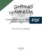 Schreiber - Righting Feminism