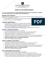 east tennessee state out of state scholarship flyer for 2015  282 29