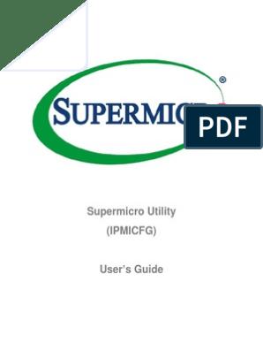 Ipmitool Delete User