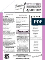 Madison Malson Resume