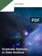 MonashOnline Graduate Diploma in Data Science