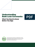 ReceivablesExchange Whitepaper Bank Loan Covenants