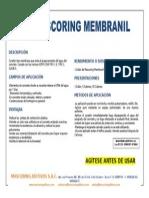 MASCORING MEMBRANIL