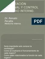 Organización Funcional y Control Del Medio Intern0