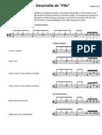 Fills, estudio y orquestacion