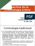 Perspectiva de La Criminología Critica