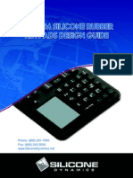 9271Silicone Dynamics Keypad Design Guide
