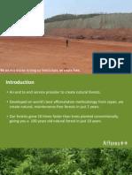 Afforestt Presentation
