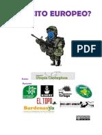 Ejército Europeo