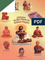 Ahimsa Dharma English
