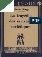 Serge Ecrivainssovietiques