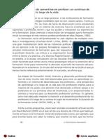 El Profesorado Principiante, Inserción a La Docencia (Págs. 10-16)