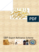 SBP Export Refinance Scheme