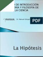 Hipótesis en La Investigación Científica