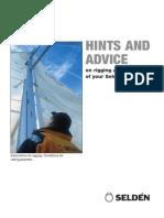rigging mast