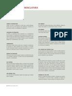 Glosario y Nomeclatura Petroleos Mexicanos