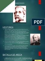 Coronel Francisco Bolognesi Cervantes