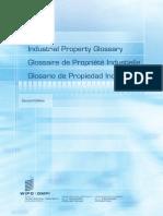 Glosario de Propiedad Intelectual WIPO