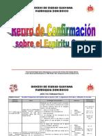 19-01-2014 Retiro de Confirmación Herramientas