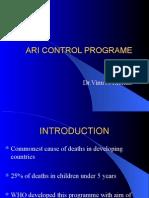ARI Control Programme