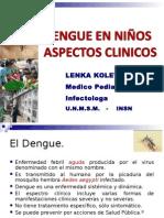 8° Dengue 2015. Dra Kolevic. Miércoles 02.09.15
