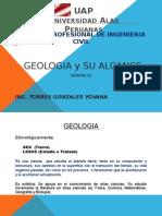 Geologia y su Alcance