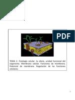 Unidad 1,Tema 2 Fisiología